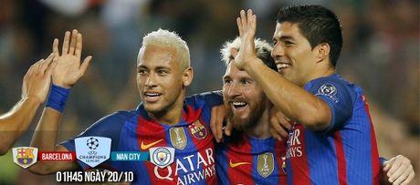 Barcelona & Man City, hai ly do nen xem - Anh 1