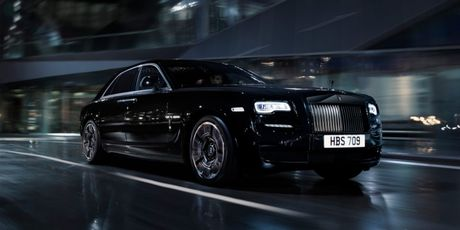 Rolls-Royce Ghost EWB Series II tai Viet Nam doi duoc xe gi o My? - Anh 1