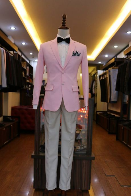 Suit hong - trang phuc quyen ru, thoi thuong cua cac oppa Han - Anh 11