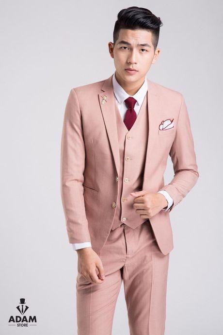Suit hong - trang phuc quyen ru, thoi thuong cua cac oppa Han - Anh 12