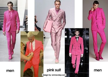 Suit hong - trang phuc quyen ru, thoi thuong cua cac oppa Han - Anh 1