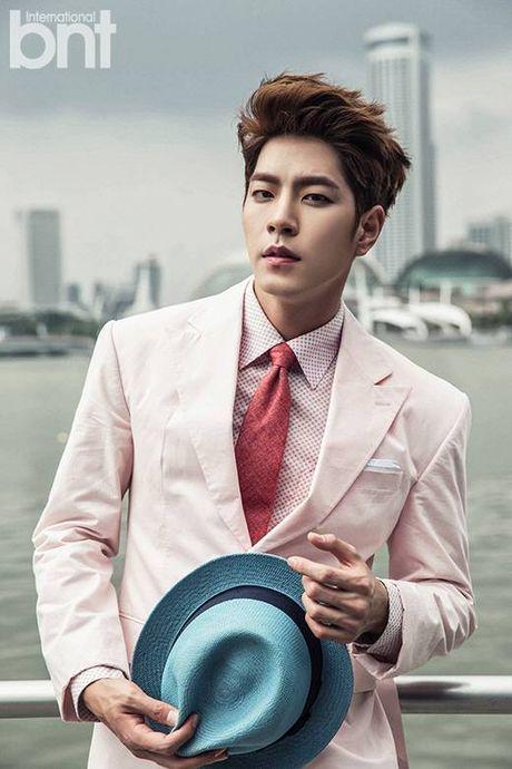 Suit hong - trang phuc quyen ru, thoi thuong cua cac oppa Han - Anh 6