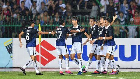 Campuchia se o cung bang voi DT Viet Nam tai AFF Cup 2016 - Anh 1