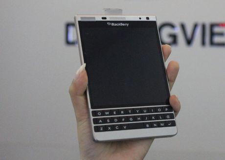 'Hang cuoi vu' Blackberry Passport Silver giam xuong con 6,6 trieu dong - Anh 2