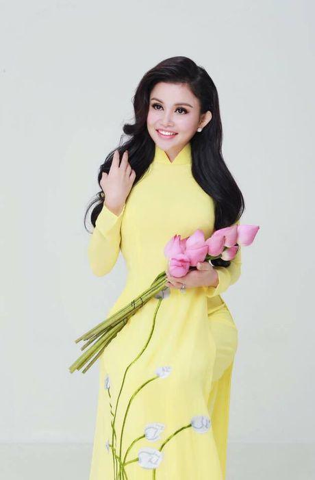 Janny Thuy Tran den My tham du Hoa hau Phu nhan Viet Nam Hoan cau 2016 - Anh 2