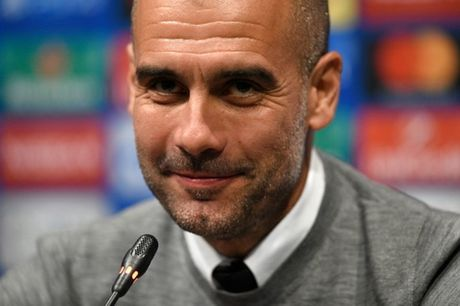 "Guardiola: ""Man City chua the dat toi dang cap cua Barcelona"" - Anh 1"