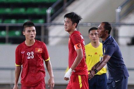 U19 Viet Nam: Thay the Trong Dai khong he don gian - Anh 1