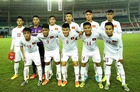 U19 Viet Nam: Thay the Trong Dai khong he don gian - Anh 2