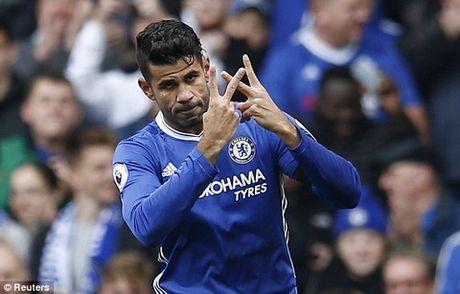 David Luiz khen Diego Costa hay nhat the gioi - Anh 1
