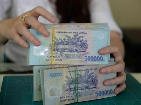 Da xu ly duoc hon 548.500 ti dong no xau - Anh 1