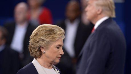 Nhung diem nong cua buoi 'chung ket' tranh luan Trump - Clinton - Anh 3