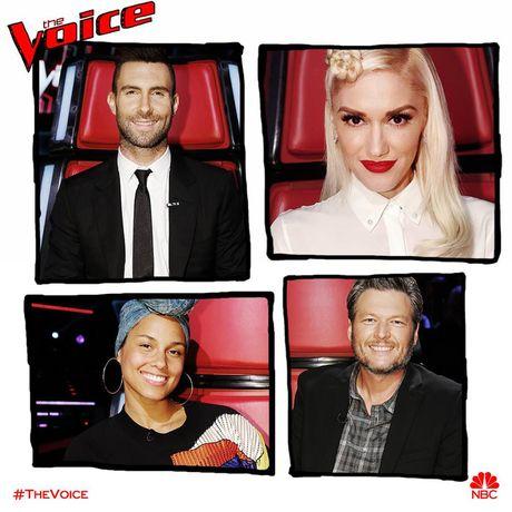 Blake hon 'ngau nghien' Adam, Miley Cyrus se roi 'The Voice My' mua toi - Anh 4