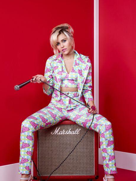 Blake hon 'ngau nghien' Adam, Miley Cyrus se roi 'The Voice My' mua toi - Anh 6