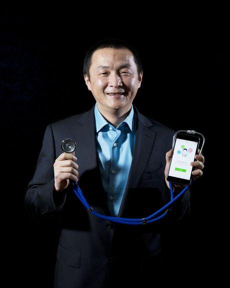 Mot founder startup Trung Quoc vua chet tre o tuoi 44 - Anh 1