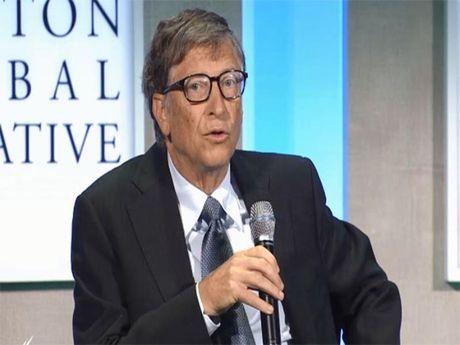 Bill Gates suyt duoc chon tranh cu pho tong thong My - Anh 1