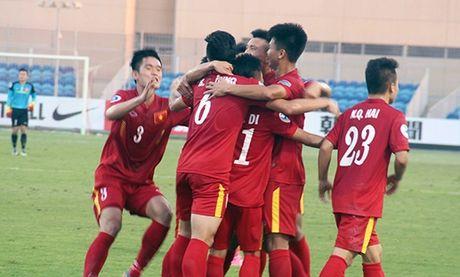 U19 Viet Nam: Bat ngo va an tuong - Anh 1