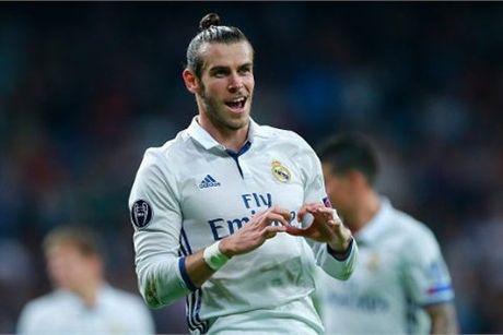 Bale cham ngoi, Real thang hoanh trang - Anh 1