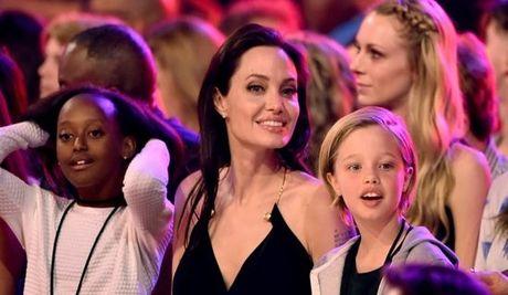 Tin moi nhat ve Brad Pitt va Angelina Jolie - Anh 2