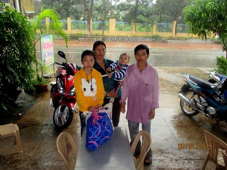 Ho bien Pho Giam doc So NN-PTNT thanh cong nhan lam truong (?) - Anh 1