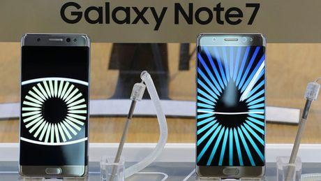 Nguoi Trung Quoc mat hoan toan niem tin vao Samsung, to cao hang gian doi trong vu Note7 - Anh 1