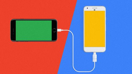 "Google Pixel chinh xac la mot chiec dien thoai duoc thiet ke ra de ""cuop"" nguoi dung tu tay Apple - Anh 1"