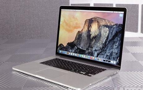 Apple sap ra Macbook Pro moi, khai tu Macbook Air 11 inch - Anh 1