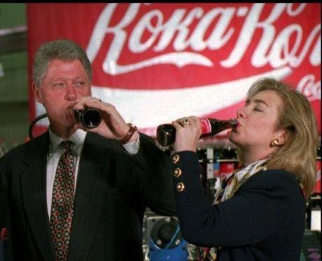 Khoanh khac tinh tu cua ong ba Clinton - Anh 10