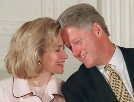 Khoanh khac tinh tu cua ong ba Clinton - Anh 11
