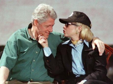 Khoanh khac tinh tu cua ong ba Clinton - Anh 13