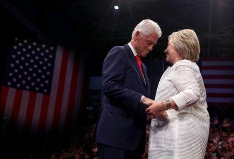 Khoanh khac tinh tu cua ong ba Clinton - Anh 16