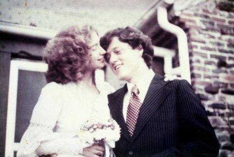 Khoanh khac tinh tu cua ong ba Clinton - Anh 1