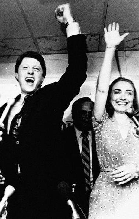 Khoanh khac tinh tu cua ong ba Clinton - Anh 4