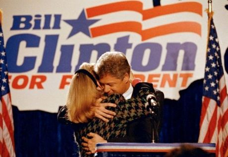 Khoanh khac tinh tu cua ong ba Clinton - Anh 5