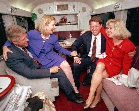 Khoanh khac tinh tu cua ong ba Clinton - Anh 6