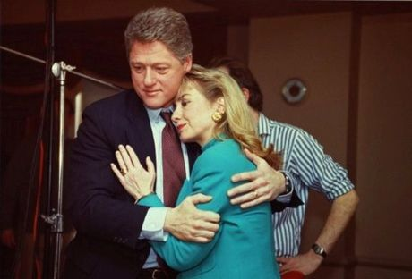 Khoanh khac tinh tu cua ong ba Clinton - Anh 7