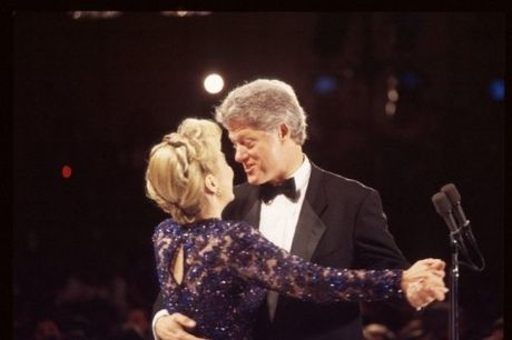 Khoanh khac tinh tu cua ong ba Clinton - Anh 8
