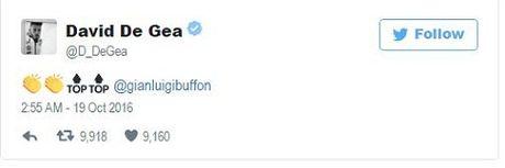 De Gea ca ngoi man trinh dien dinh cao cua Buffon truoc Lyon - Anh 2
