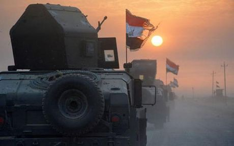 Tong thong My tin tuong IS se bi danh bai o Mosul - Anh 1