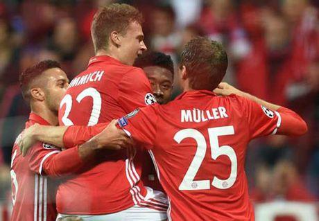 Bayern Munich - PSV: Hang cong thang hoa - Anh 1