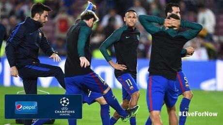 TRUC TIEP Barcelona 1-0 Manchester City: Leo Messi mo ti so - Anh 5