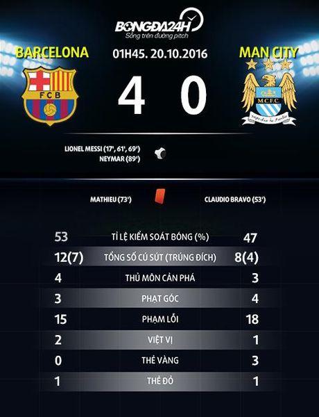 """Guardiola: """"The do cua Bravo da giet chet Man City"""" - Anh 3"""