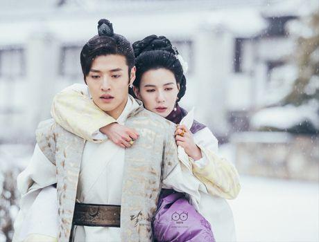 Ngoai Lee Jun Ki va IU, con 5 moi tinh cam dong trong' Moon Lovers' - Anh 2
