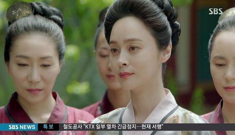 Ngoai Lee Jun Ki va IU, con 5 moi tinh cam dong trong' Moon Lovers' - Anh 4