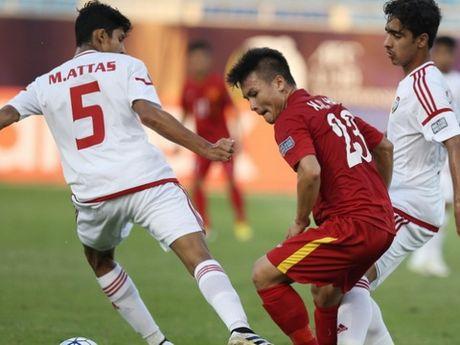 U19 Viet Nam vuot kho lay diem truoc U19 Iraq - Anh 2
