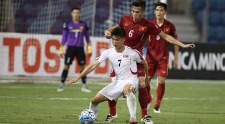 'U.19 Việt Nam muốn góp phần thay đổi bóng đá khu vực'