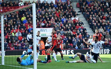 TRỰC TIẾP (Hiệp 2) Bournemouth 0-0 Tottenham: Lloris cứu thua xuất thần