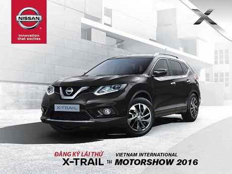Nissan se mang gi den Trien lam Oto Quoc te Viet Nam 2016? - Anh 2