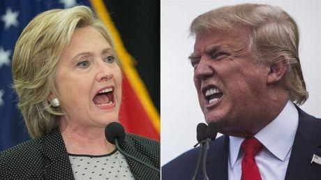 Ông Trump và bà Clinton đều tự phong ...Tổng thống
