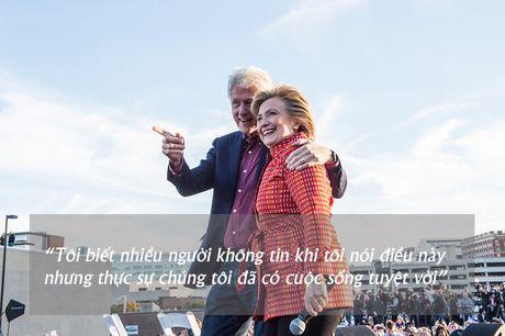 Hillary - Bill Clinton: Cap doi quyen luc va chuyen tinh truyen cam hung gan nua the ky - Anh 11