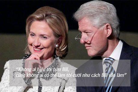 Hillary - Bill Clinton: Cap doi quyen luc va chuyen tinh truyen cam hung gan nua the ky - Anh 13